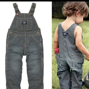 NWT OSHKOSH TRAIN CONDUCTOR OVERALLS